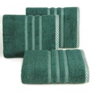 Ręcznik ALAN 70x140cm ciemny zielony