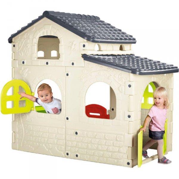 Feber Duży Domek Ogrodowy dla Dzieci Sweet House