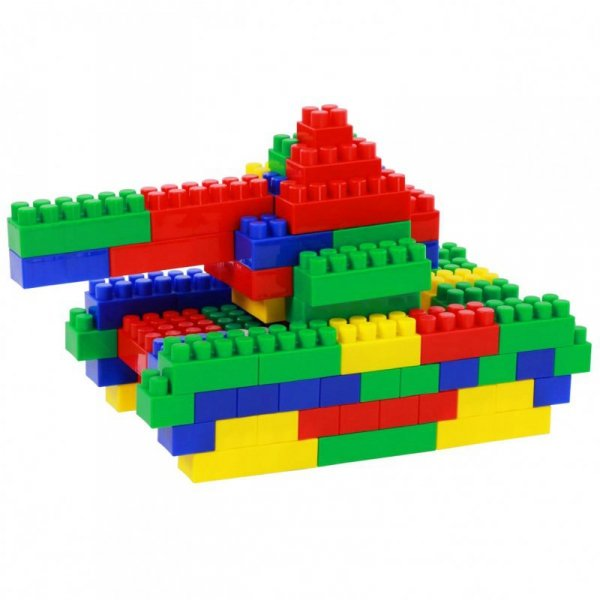 Wader QT Klocki Konstrukcyjne Budowniczy 174 elementy