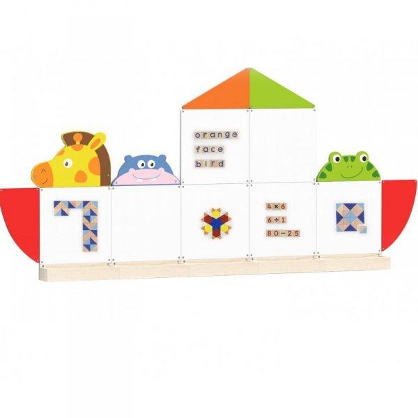 Tablica magnetyczna - Arka Noego - VIGA Toys