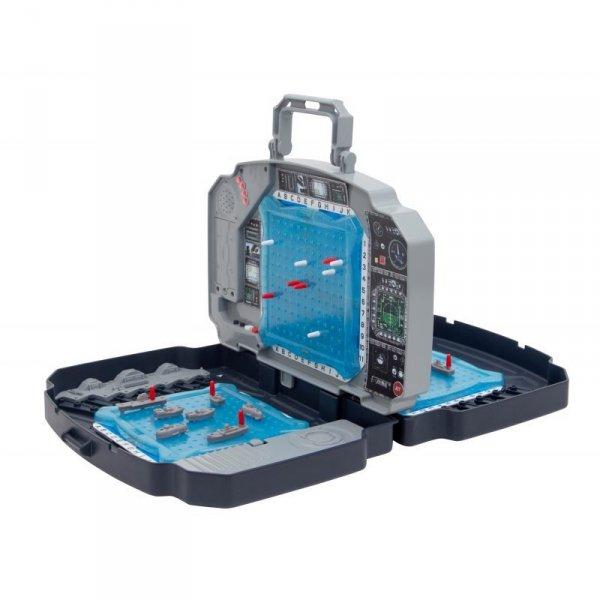 Elektroniczna gra w statki - z efektami świetlnymi i dźwiękowymi - Norris