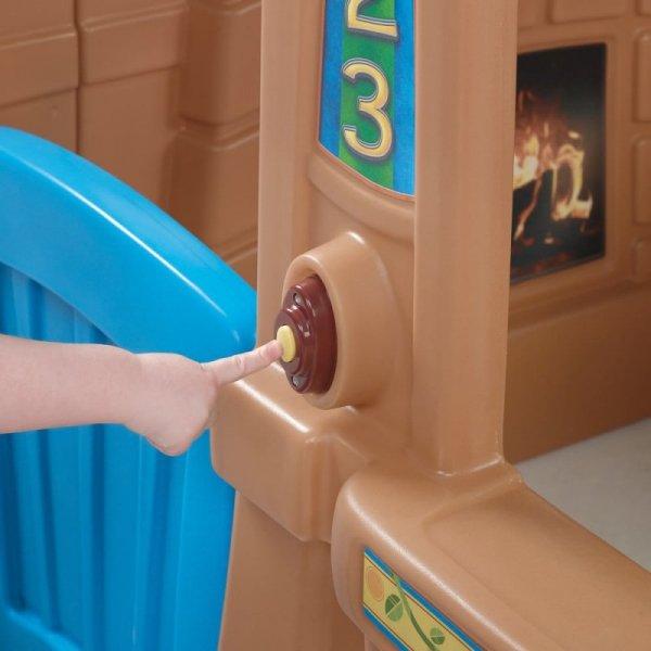 Step2 Domek z Grilem i ławeczką