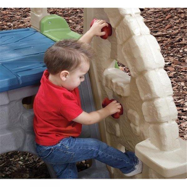 Step2 Skałka Wspinaczka ze Zjeżdżalnią