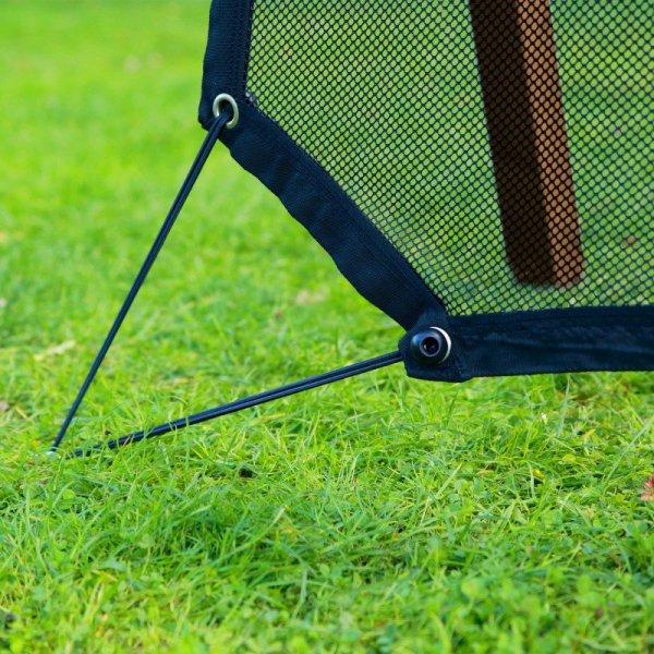 Plac Zabaw zestaw 4w1 Sportowy Siatkówka Bramka Tenis