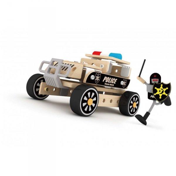 Kreatywny Zestaw Policja 3w1 - Classic World
