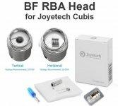 Joyetech BF RBA Head for CUBIS / eGO AIO