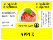 E-Liquid 10 ml - Apple