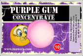 KONCENTRAT PURPLE GUM 10 ML