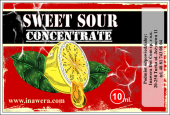 KONCENTRAT SWEET SOUR 10 ML