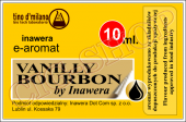 E-AROMAT VANILLY BOURBON BY INAWERA 10 ML