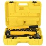Zestaw hydraulicznych narzędzi zaciskowych, 22-60 mm