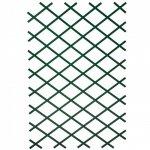 Nature Ogrodowe kratki do pnączy, 2 szt., 100x200 cm PVC, zielone