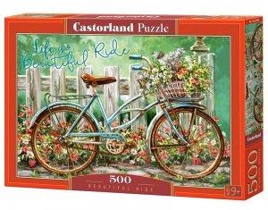 Castor Puzzle 500 elementów - Piękna jazda