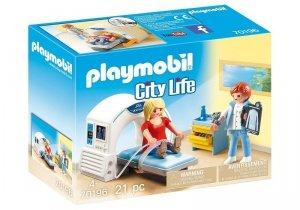 Zestaw z figurkami City Life 70196 Radiolog