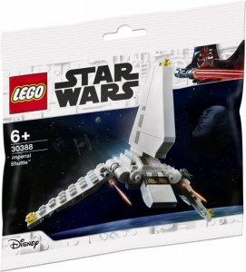 LEGO Klocki Star Wars 30388 Imperialny wahadłowiec