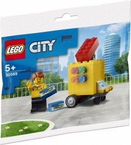 LEGO Klocki City 30569 Stoisko LEGO