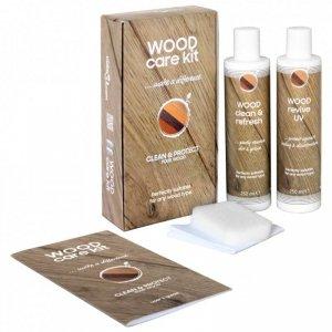 Zestaw do pielęgnacji drewna, CARE KIT, 2x250 ml