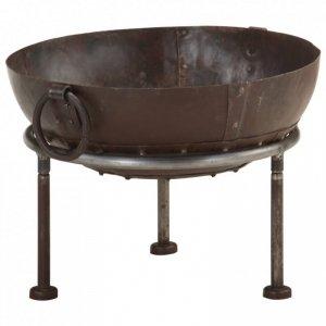 Palenisko rustykalne, Ø 40 cm, żelazne