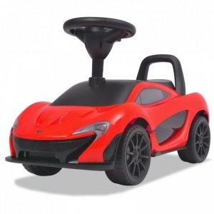 Samochód jeździk McLaren P1, czerwony