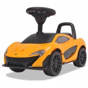 Samochód jeździk McLaren P1, żółty