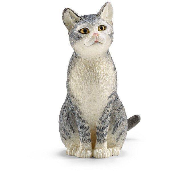 Schleich Kot siedzący