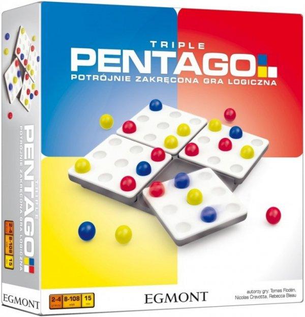 Egmont Pentago Triple