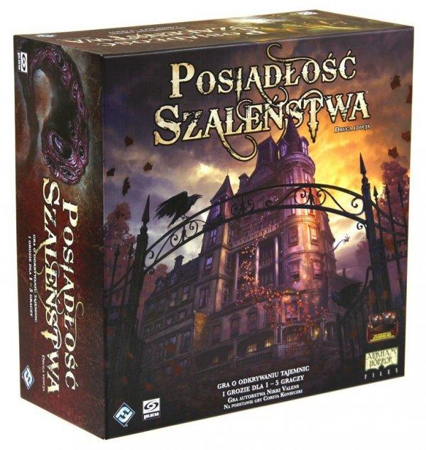 Galakta Posiadłość szaleństwa 2 edycja