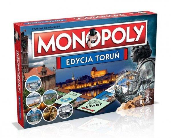Gra Monopoly Toruń