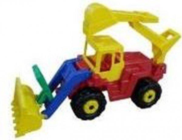 WADER-POLESIE Pojazd Batyr,traktor-koparka