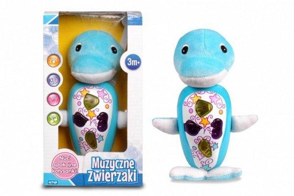 Artyk Zabawka muzyczna - Delfinek