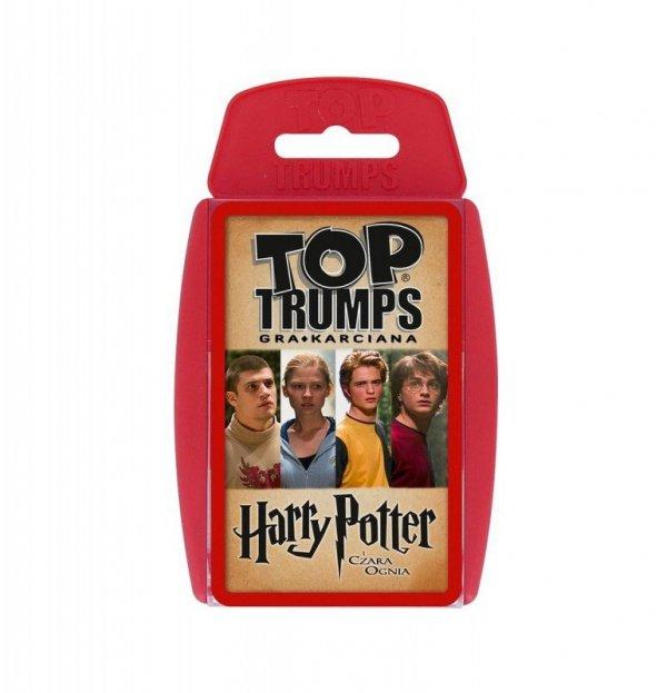 Gra karciana Top Trumps Harry Potter i Czara Ognia