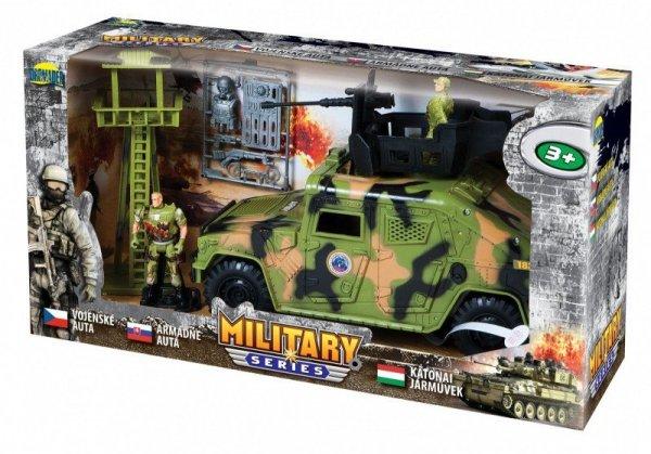 Dromader Zestaw wojskowy z pojazdem Military