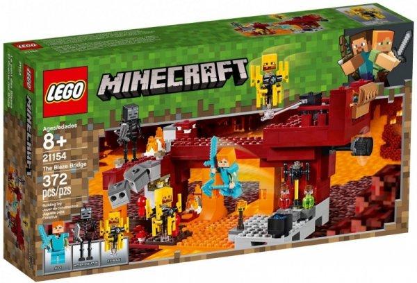 LEGO Klocki Minecraft 21154 Most płomyków