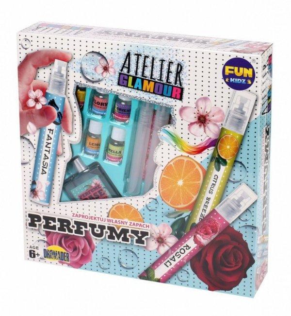 Dromader Zestaw Glamour Perfumy zestaw edukacyjny