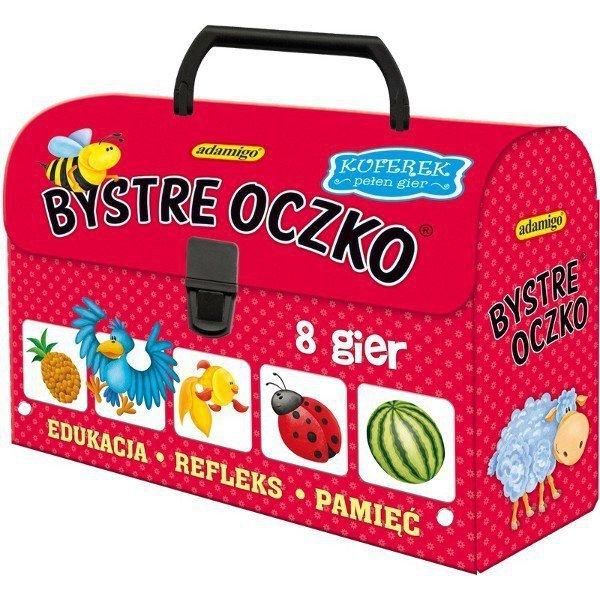 Gra Kuferek Bystre Oczko