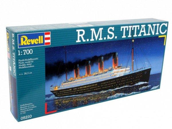 Revell R.S.M Titanic