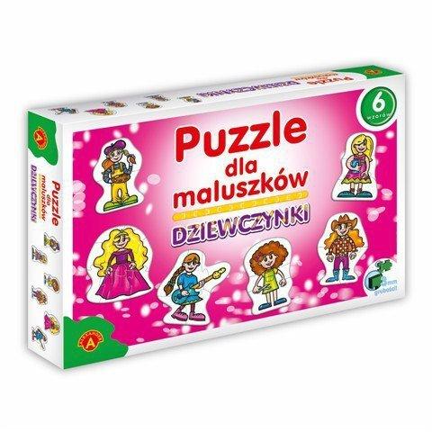 Alexander Puzzle dla Maluszków - Dziewczynki