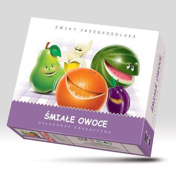 Jawa Układanka Śmiałe Owoce