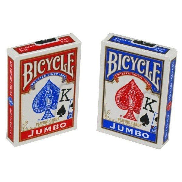 Bicycle Karty Rider Back International Jumbo