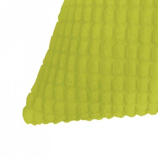 Poduszki ozdobne, welur, 60x60 cm, kolor zielony