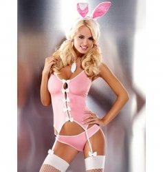 Strój króliczka - Bunny suit (rozmiar L/XL)