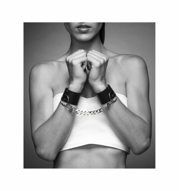 Bijoux Indiscrets - MAZE Wide Cuffs Black