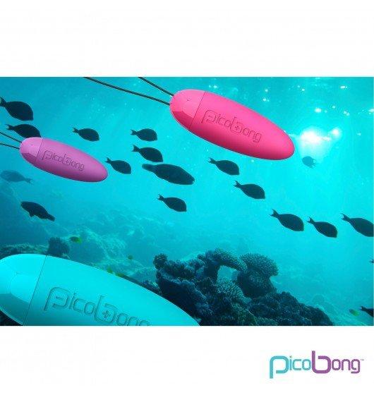 Wibrator łechtaczki - Picobong Honi (niebieski)