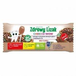 Zdrowy lizak Chocco-Wow o smaku kakao Starpharma, 6g