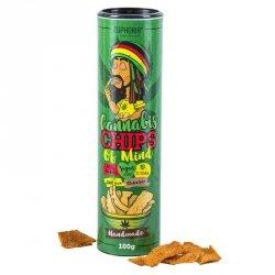 Chipsy z konopi Chips of Mind - Cannabis Euphoria, 100g