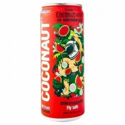 Woda kokosowa z młodego kokosa z sokiem arbuzowym NFC Coconaut, 320ml