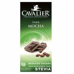 Czekolada deserowa z nadzieniem kawowym Cavalier, 85g