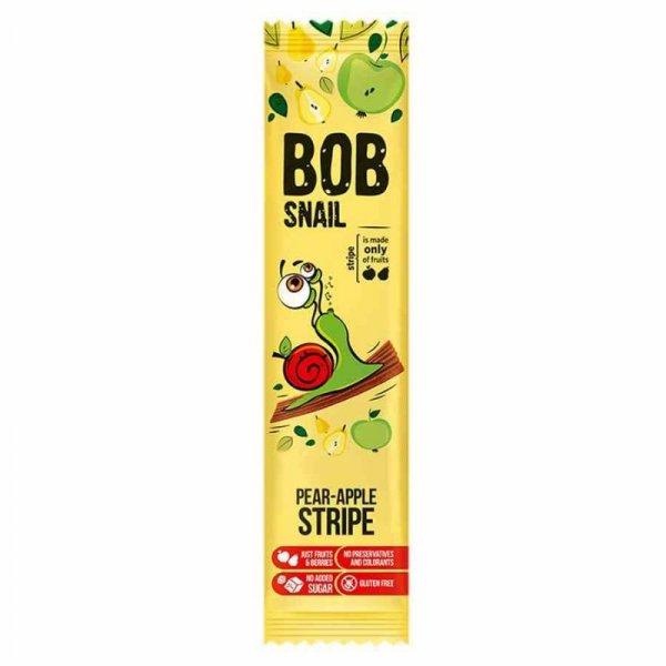 Bob Snail Stripe jabłkowo-gruszkowy, 14g