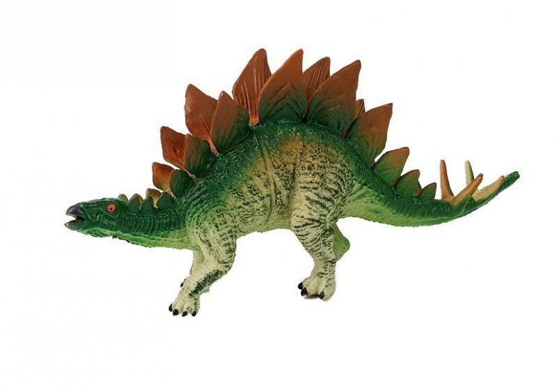 Zestaw Figurek Dinozaur Stegosaurus , Pteranodon