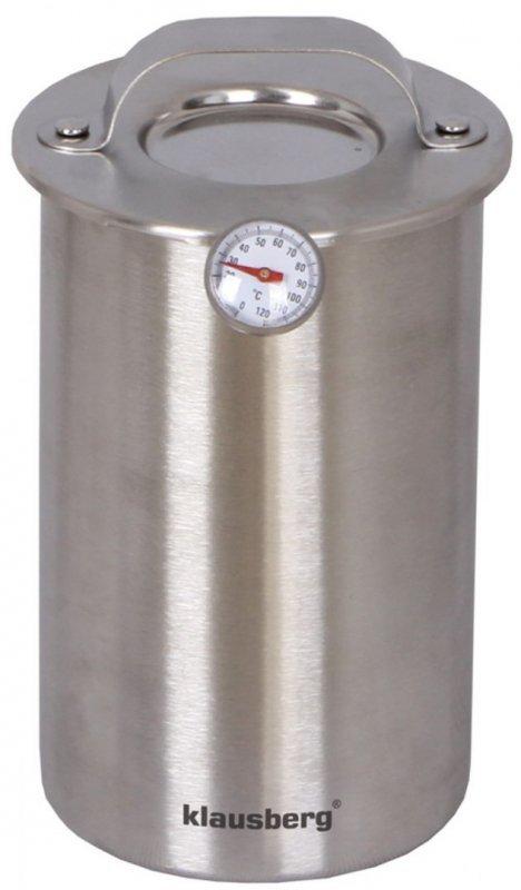 SZYNKOWAR 1,5kg TERMOMETR WORKI KLAUSBERG KB-7283